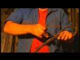 Плетение петли троса
