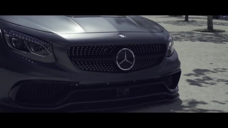 MERCEDES BENZ S63 AMG BODEN AUTOHAUS STANCE