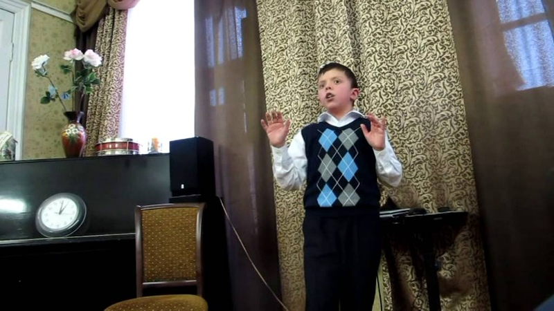 СУДАРУШКИН ДАНИЛА. ПОБЕДИТЕЛЬ ГОРОДСКОГО ТУРА КОНКУРСА живая классика_2016