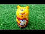 Винни Пух - Mультик сюрприз для детей (Disney Winnie The Pooh)