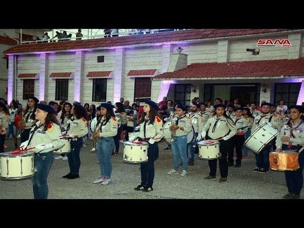 Атмосфера радости на фестивале в Касабе свидетельствует о возвращении мирной жизни