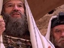 Изгнание торгующих из храма. Фильм Последнее искушение Христа 1988 г.