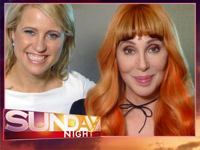 Sunday Night: at home with Cher (22.09.2013)