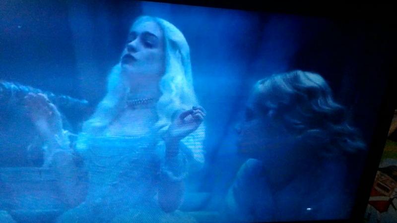Алиса в Стране Чудес. Алиса и Белая Королева.