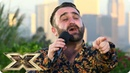 Danny Tetley delivers the performance of a lifetime   Judges' Houses   The X Factor UK 2018