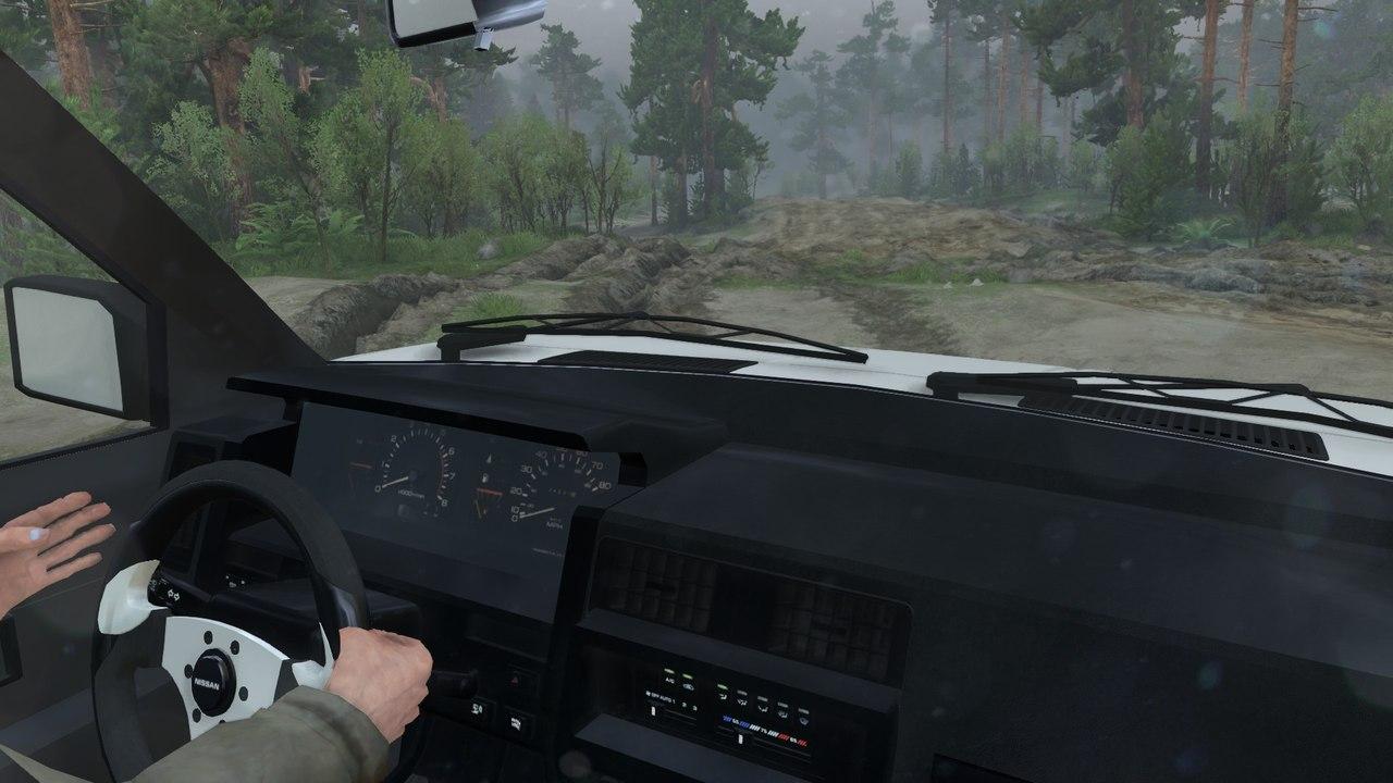 Nissan Pathfinder для 25.12.15 для Spintires - Скриншот 3