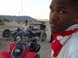 A Day in the Desert (w/ Frank Ocean, Alycia Bella and Midi Mafia) [2009]