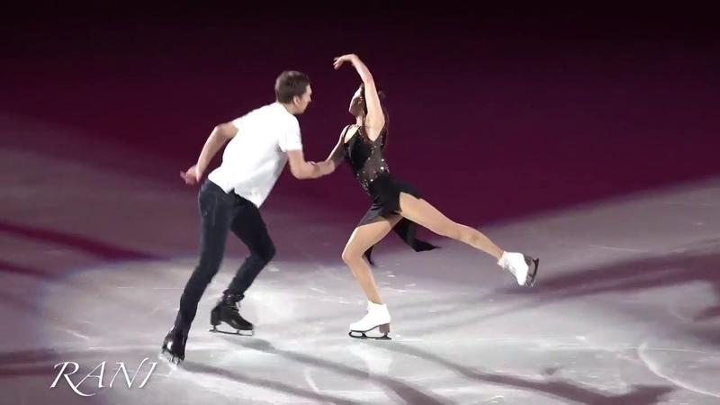 Екатерина БОБРОВА Дмитрий СОЛОВЬЕВОлимпиадаПоказательныеBOBROVA SOLOVIEVOlympics 2018Gala