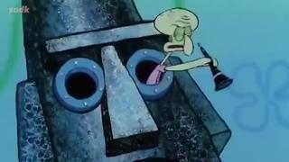 spongebob vs squidward