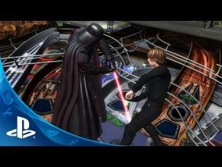Дебютный трейлер Zen Pinball 2 для PlayStation 4