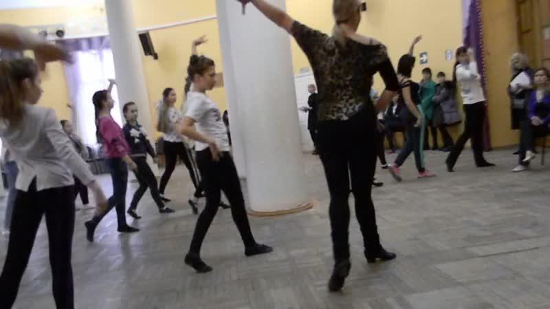 МАСТЕР КЛАСС «Зажигательные ритмы латиноамериканской программы» от Марии Глазычевой (7)