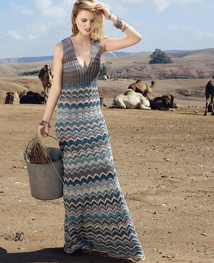 платье реглан вязание спицами схема