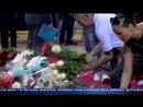 Гражданская панихида и похороны Дениса Тена прошли в Алматы.mp4
