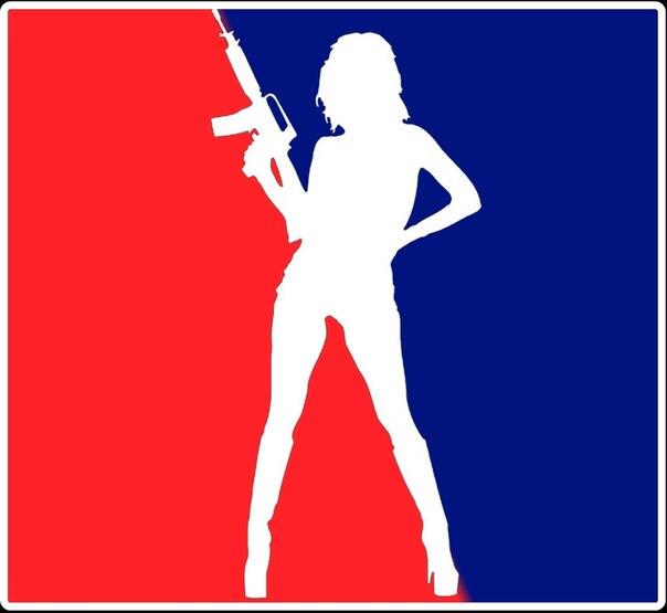 лого девушки для кс: