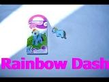 Набор для лепки Май литл пони. Пони Rainbow Dash.