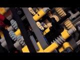 Лего 8043 Экскаватор