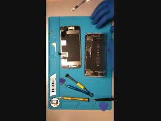iPhone 8 Plus (PRODUCT)RED™ • Замена дисплейного стекла • HotFix