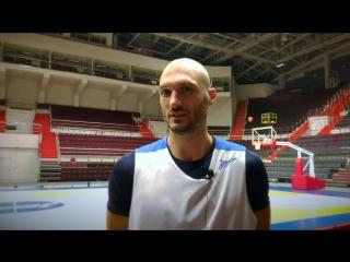 Марко Симонович: «Рассказал команде, что нас ждет в Белграде»