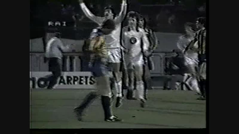 117 UC-19821983 RSC Anderlecht - Valencia CF 31 (16.03.1983) HL