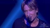 '' Blue Ain't You Color '' - Keith Urban - (born 26 October 1967)