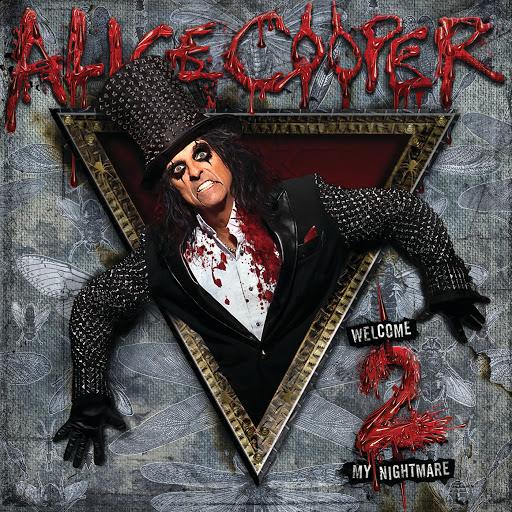 Alice Cooper альбом Welcome 2 My Nightmare (Standard)