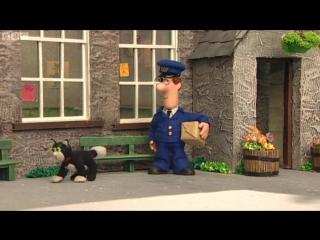 Postman pat 5 [почтальон пэт] postman pats noisy day cartoons in english for kids [мультфильм на английском для
