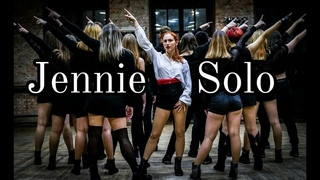 Jennie - Solo: Cover July Dance Family