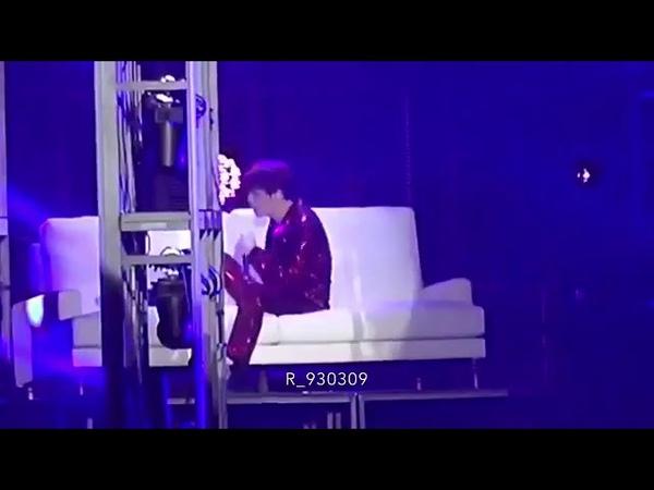 Yoongi Seesaw HD Closeup Fancam Full Performance || Seoul Concert {LY World Tour 2018}