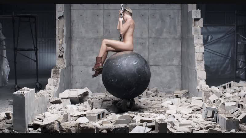 Wrecking Ball(прикол)
