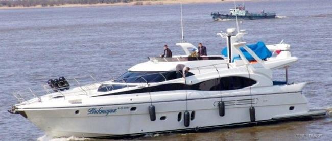 Губернатор. Яхта за млн $. Роскошные закупки