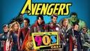 The Avengers 90's Cast Trailer Fan made WTM