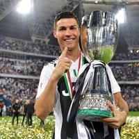 Анкета Cristiano Ronaldo