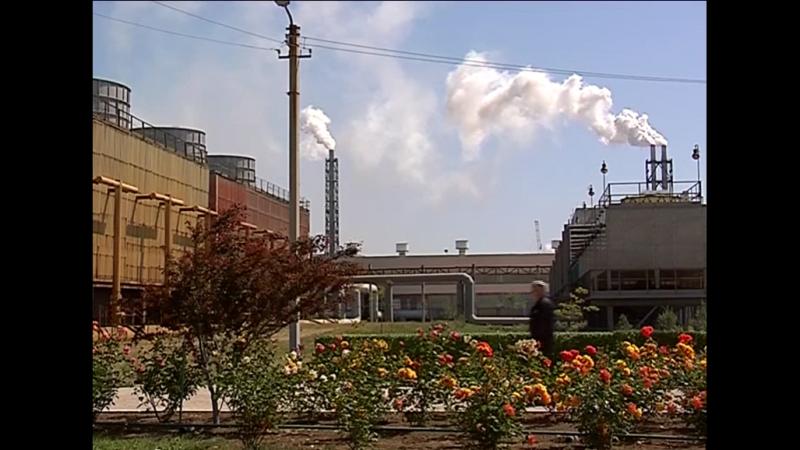 Уменьшение выбросов загрязняющих веществ