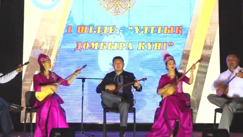 ҰЛТТЫҚ ӨНЕРДІ ҰЛЫҚТАҒАН ӘКІМДЕР-2.mp4
