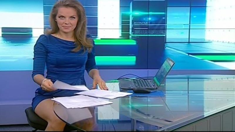 Екатерина Грачева Ekaterina Gracheva Tv Presenter from Russia