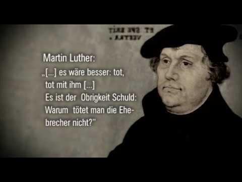 Warum Martin Luther kein Vorbild ist sondern u.a. ein Christenverfolger