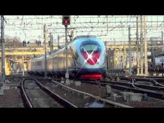 Скоростной электропоезд ЭВС2-03