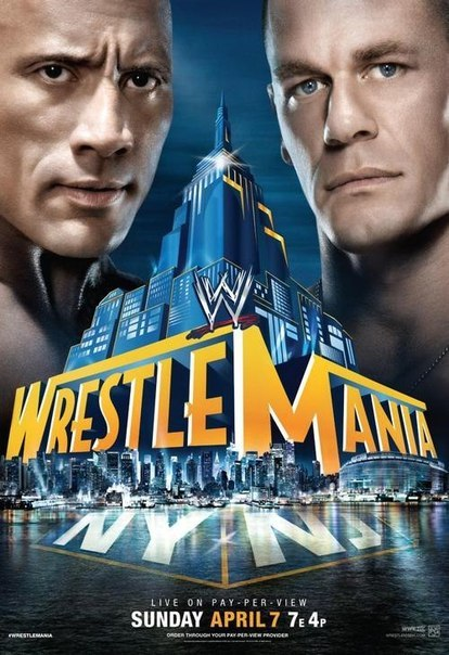 Прогнозы WWE WrestleMania 29