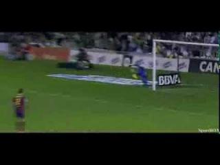 Бетис 1-4 Барселона / Чемпионат Испании / Обзор матча / 10.11.2013