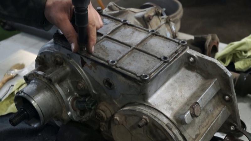 Раздаточная коробка Land Rover Defender
