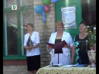 Останій дзвоник в Зеленоярській ЗШ 30.05.2014