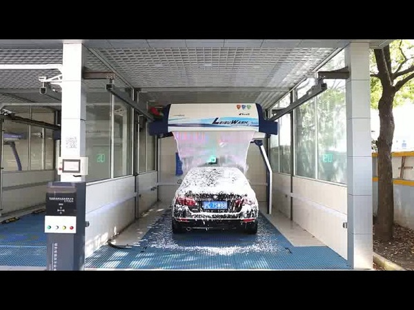 Best touchless car wash system with wipe free car wash soap