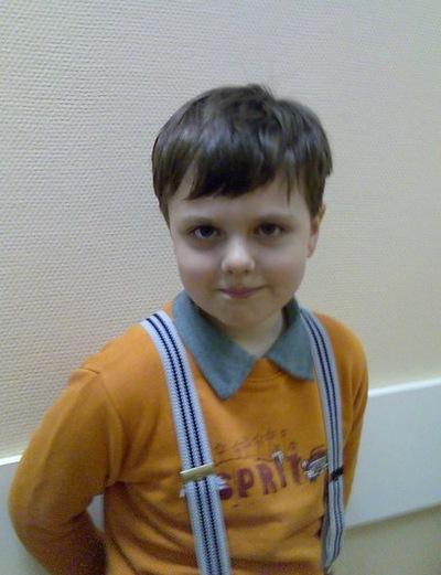 Илья Синюков, 16 сентября , Санкт-Петербург, id190943028