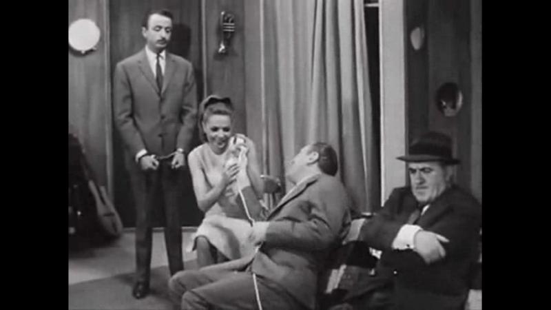 Bourvil La Bonne planque 1964
