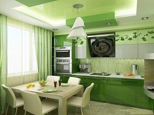 Кухни 3 на 4 дизайн