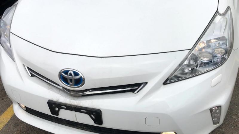 Приобрели Prius A 2012г.