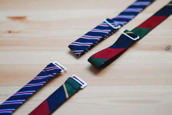 Как сделать застёжку для галстука бабочки
