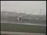 Посадка самолетов при боковом ветре