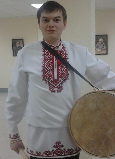 Александр Иванов, 9 мая 1999, Йошкар-Ола, id196716050