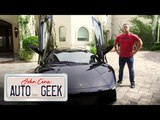 Bromance between John Cena, Dean Ambrose and a Batmobile Lamborghini! - John Cena Auto Geek